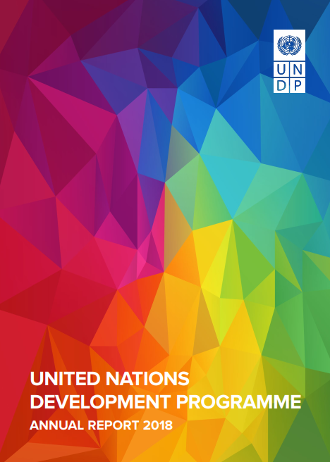 United Nations Development Programme : Annual Report 2018 - UNDP